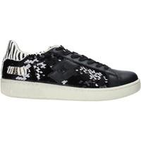 Schuhe Damen Sneaker Low Lotto 215168 Schwarz