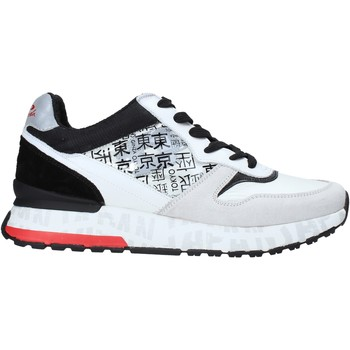 Schuhe Herren Sneaker Low Lotto 215078 Weiß
