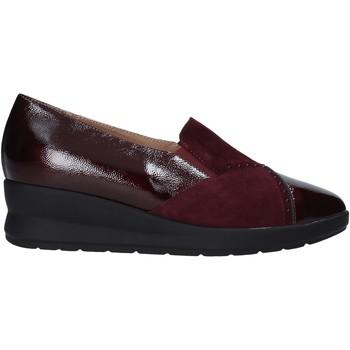 Schuhe Damen Slipper Soffice Sogno I20602 Violett