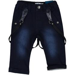 Kleidung Mädchen Slim Fit Jeans Melby 20F0220 Blau