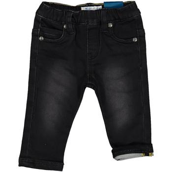 Kleidung Kinder Slim Fit Jeans Melby 20F2210 Schwarz