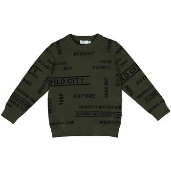 Kleidung Kinder Sweatshirts Melby 40B2032 Grün