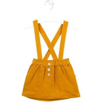 Kleidung Mädchen Röcke Losan 026-7027AL Gelb