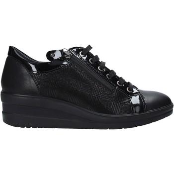 Schuhe Damen Sneaker Low Enval 6277800 Schwarz