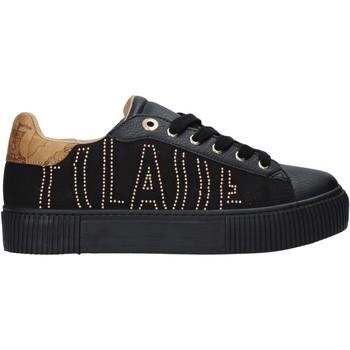 Schuhe Kinder Sneaker Low Alviero Martini 0687 0208 Schwarz