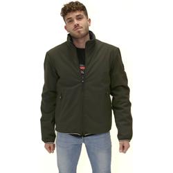 Kleidung Herren Fleecepullover Navigare NV67076 Grün