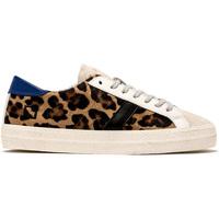 Schuhe Damen Sneaker Low Date W331-HL-PN-LA Grün
