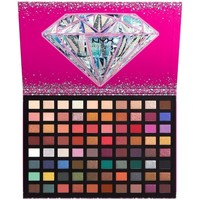 Beauty Damen Set Lidschatten  Nyx Diamonds&ice 80 Pan Artistry Palette 80 u