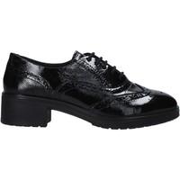 Schuhe Damen Richelieu Enval 6248000 Schwarz