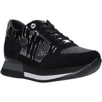 Schuhe Damen Sneaker Apepazza F0RSD01/VEL Schwarz