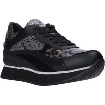 Schuhe Damen Sneaker Low Apepazza F0RSD02/ANM Schwarz