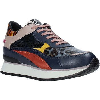 Schuhe Damen Sneaker Low Apepazza F0RSD02/ANM Blau