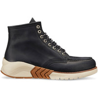 Schuhe Herren Boots Docksteps DSM106200 Schwarz