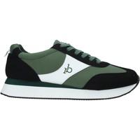 Schuhe Herren Sneaker Low Rocco Barocco RB-AS2006 Grün