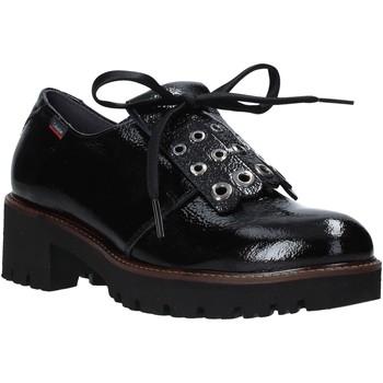 Schuhe Damen Derby-Schuhe CallagHan 13434 Schwarz