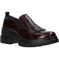 Schuhe Damen Slipper CallagHan 27206 Rot