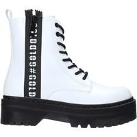 Schuhe Damen Boots Gold&gold B20 GS81 Weiß