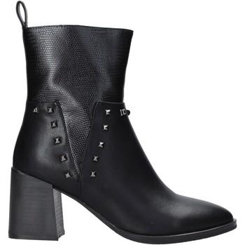 Schuhe Damen Boots Gold&gold B20 GU91 Schwarz