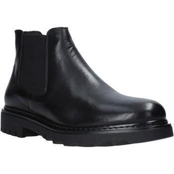 Schuhe Herren Boots Exton 711 Schwarz