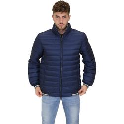 Kleidung Herren Daunenjacken Navigare NV67074 Blau