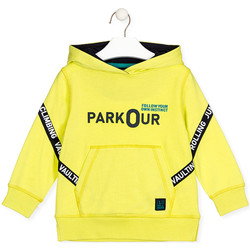 Kleidung Kinder Sweatshirts Losan 025-6002AL Grün