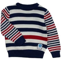 Kleidung Kinder Pullover Losan 027-5003AL Blau