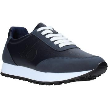 Schuhe Herren Sneaker Low Rocco Barocco RB-HUGO-1901 Blau