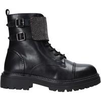 Schuhe Damen Boots Gold&gold B20 GS98 Schwarz