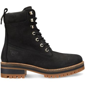 Schuhe Damen Boots Docksteps DSW103602 Schwarz