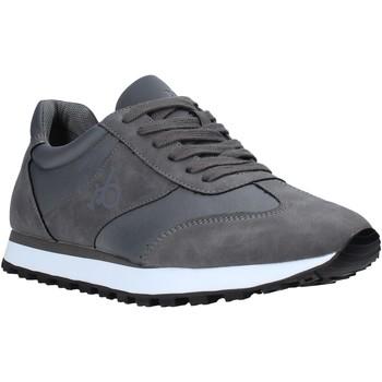 Schuhe Herren Sneaker Low Rocco Barocco RB-HUGO-1701 Grau