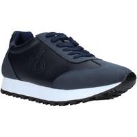 Schuhe Herren Sneaker Low Rocco Barocco RB-HUGO-1801 Blau