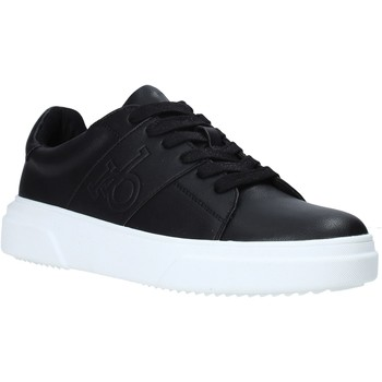 Schuhe Herren Sneaker Rocco Barocco RB-HOWIE-202 Schwarz