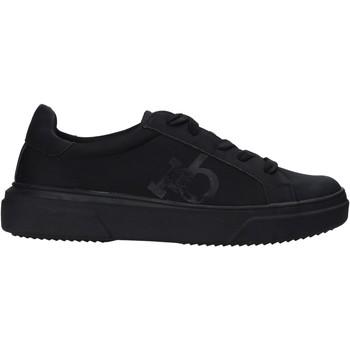 Schuhe Herren Sneaker Low Rocco Barocco RB-HOWIE-1501 Schwarz