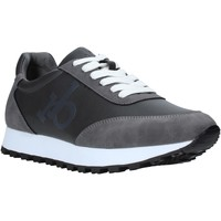 Schuhe Herren Sneaker Low Rocco Barocco RB-HUGO-1901 Grau