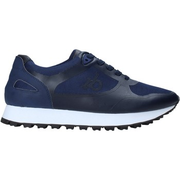 Schuhe Herren Sneaker Low Rocco Barocco RB-HUGO-1601 Blau
