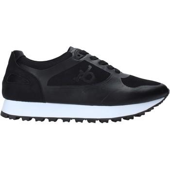 Schuhe Herren Sneaker Low Rocco Barocco RB-HUGO-1601 Schwarz