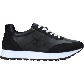 Schuhe Herren Sneaker Low Rocco Barocco RB-HUGO-1901 Schwarz