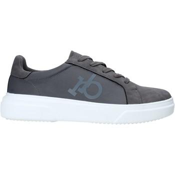 Schuhe Herren Sneaker Low Rocco Barocco RB-HOWIE-1501 Grau