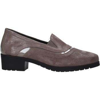 Schuhe Damen Slipper Susimoda 871559 Grau