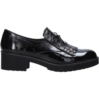 Schuhe Damen Slipper Susimoda 805783 Schwarz