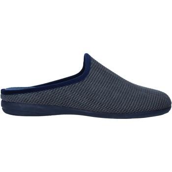 Schuhe Herren Hausschuhe Susimoda 5603 Blau