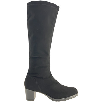 Schuhe Damen Klassische Stiefel Susimoda 825481 Schwarz