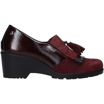 Schuhe Damen Slipper Enval 6276322 Rot