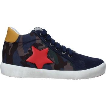 Schuhe Kinder Sneaker Low Naturino 2015361 14 Blau