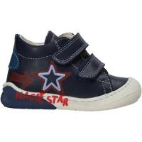 Schuhe Kinder Sneaker Low Naturino 2015354 01 Blau