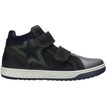 Schuhe Kinder Sneaker High Naturino 2501839 02 Schwarz
