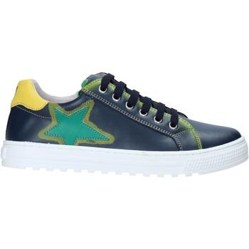 Schuhe Kinder Sneaker Low Naturino 2015468 01 Blau