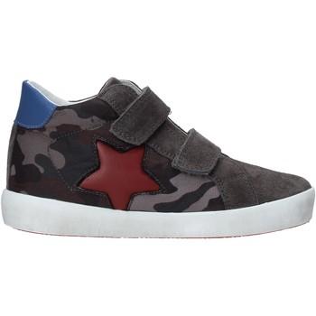Schuhe Kinder Sneaker Low Naturino 2015367 14 Schwarz