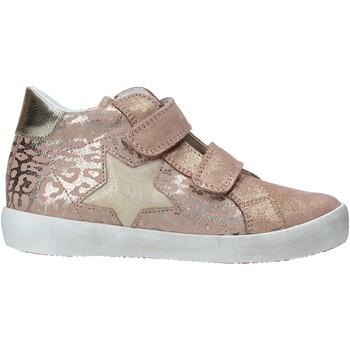 Schuhe Mädchen Sneaker Low Naturino 2015367 05 Rosa