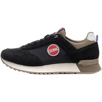 Schuhe Herren Sneaker Low Colmar TRAVIS C Schwarz